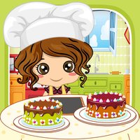 A Holiday Dessert Bakery Cafe FREE - The Christmas Cake Bake-Shop Story