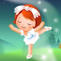 幼儿园舞蹈课-宝宝荧光树
