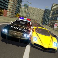 Crime Car Escape Driving