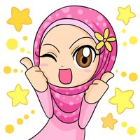Hijabista حجاب and Her Beautiful Hijab