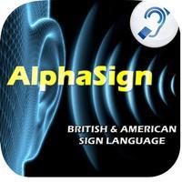 AlphaSign - Learn The American & British Sign Language Alphabet