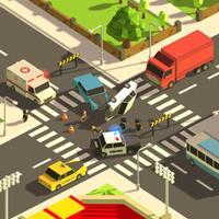 Traffic Mania - Fun Car Game