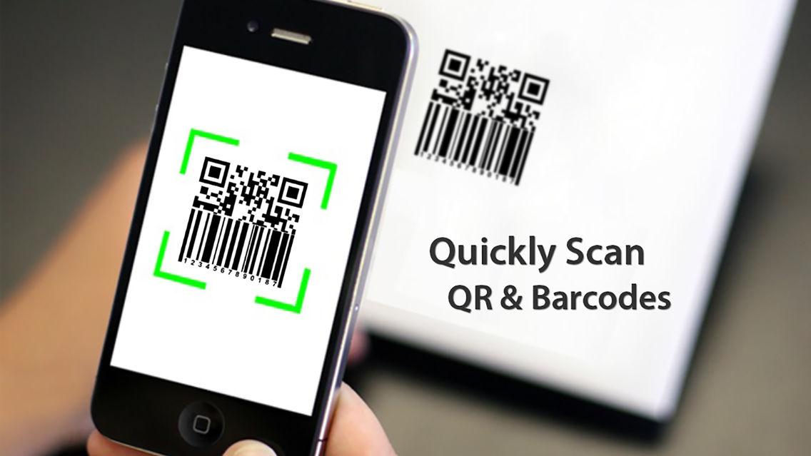 Quick QR Scan - Barcode Scanner & QR Code Reader Free App