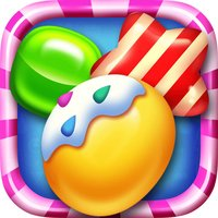 Colorful candy—the most popular game