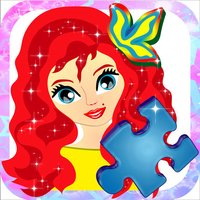 Princess Puzzles for Girls – Games & Jigsaw for Kids with Pony, Fairy & Mermaid
