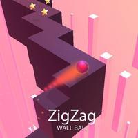 ZigZag Wall Ball - Enless Run