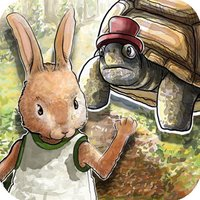 The Tortoise and The Rabbit.