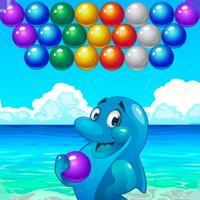 Ocean Fish Hunt Bubble Shooter