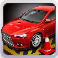 Sports Car Drift Race Parking Game