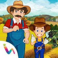 Daddy's Farm Little Helper - Farms, Animals & Harvesting
