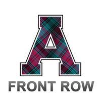 Alma Scots Front Row