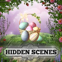 Hidden Scenes - Easter Egg Hunt