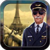 3D Air Paris Flight Simulator