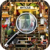 Hidden Objects Antique