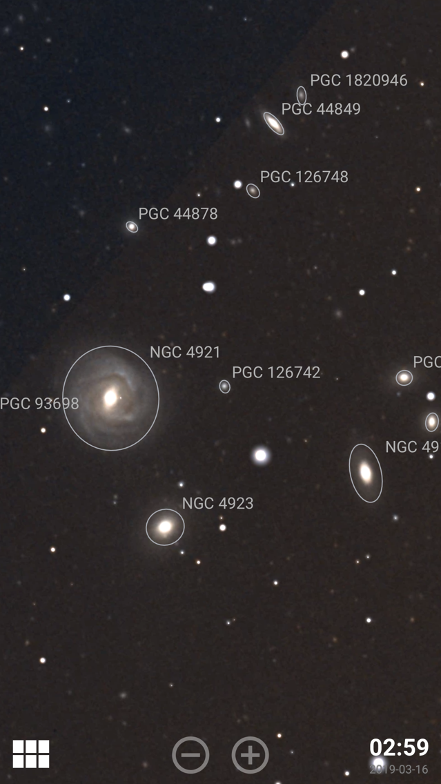 Stellarium Mobile PLUS Sky Map App for iPhone - Free ... on free space map, free night sky, free sky chart,