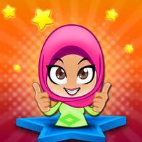 Aliya Hijab & Muslim Stickers