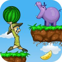 Hungry Hippo:Watermelon Shoot
