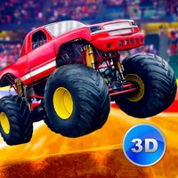Monster Truck Stunt Arena Full