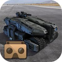 VR Tank Battlefield War : For Virtual Reality