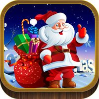 Santa Claus Photo Sticker Booth & Xmas Cards Maker
