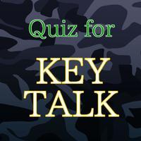 Quiz for KEYTALK(キートーク)