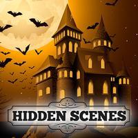 Hidden Scenes - Halloween House