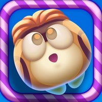 Candy Little: Magic fantasy flea collects stars for sweet fun