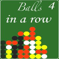 Balls 4 in a Row Game