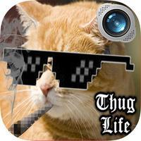 Thug Life Photo Maker: Funny Sticker Editor