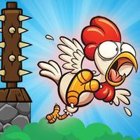 Chicken Trouble run