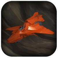 3D Super-Hero Galaxy Rocket - A War-Craft Universe Hovercraft Tunnel Twist