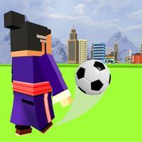 Tiny Football Hero Kick Ball
