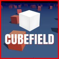 Cubefield Planet