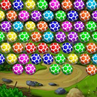 Shoot Dinosaur Eggs - Bubble Shooter