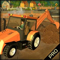 Town Excavator Simulator Pro