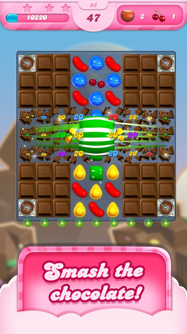 Candy Crush Saga App for iPhone - Free Download Candy ...