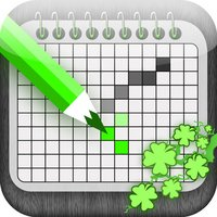 Patrick Japanese Crossword - The Most Green Nonogram
