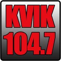 KVIK-FM Radio 104.7