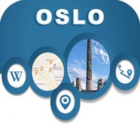 Oslo Norway Offline City Maps with Navigation