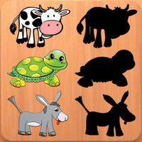 Animals Puzzles For Toddlers