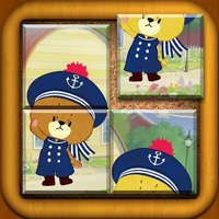 Picture Swap Puzzle - Tiny Twin Bears