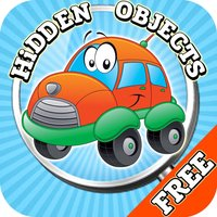 Free Hidden Object Games: Kids Living Room