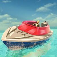 Island Water Taxi Driver Sim