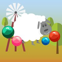 Bubble Shooter The Sheep Game for Kids