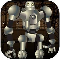Tiny Steel Robot Hero