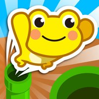 Jumping Frog - pipes adventure -