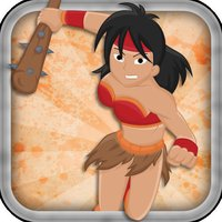 Battle Girl Blitz to Escape the Fire Island Gods - FREE Game!