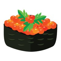 Sushi Stickers for iMessage #4