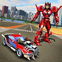 Robots Car War Hero