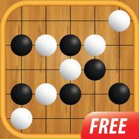 五目並べ - 無料で2人対戦できる ごもくならべ ゲーム - 初級版